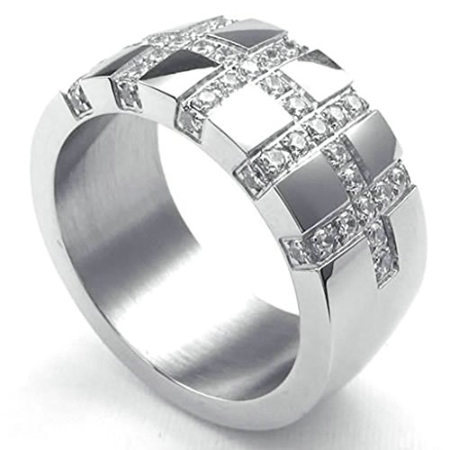 amdxd-bijoux-acier-inoxydable-bague-de-mariage-pour-hommes-argent-rond-forme-11mmtaille-565