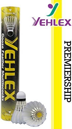 Yehlex Premiership Grade Piuma volani (Speed 77) 77) 77) B01CIF4RU8 Parent | Grande Svendita  | Ben Noto Per Le Sue Belle Qualità  | Rifornimento Sufficiente  | marchio  de9ab7