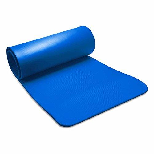 Fitnessmatte Amisha dicke und weiche Sportmatte, ideal für Pilates, Gymnastik und Yoga. Abbildung 2