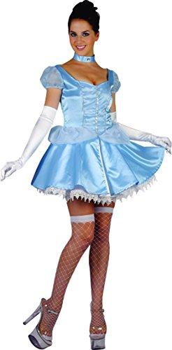 Ciao 16590 Principessa di Mezzanotte Before And After Midnight Costume Donna Adulto, Taglia Unica