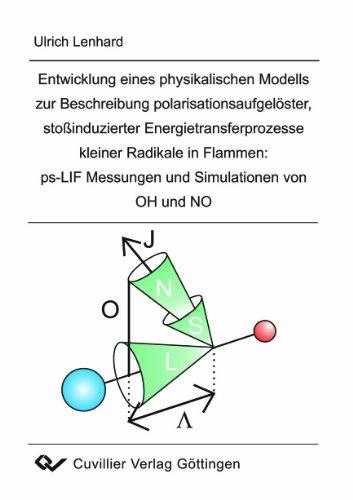 Entwicklung eines physikalischen Modells zur Beschreibung polarisationsaufgelöster, stossinduzierter Energietransferprozesse kleiner Radikale in Flammen: ps-LIF Messungen und Simulationen von OH un NO