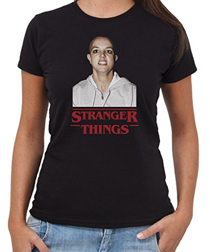 t-shirt-britney-stranger-things-eleven-divertenti-by-new-indastria-donna-m-nera