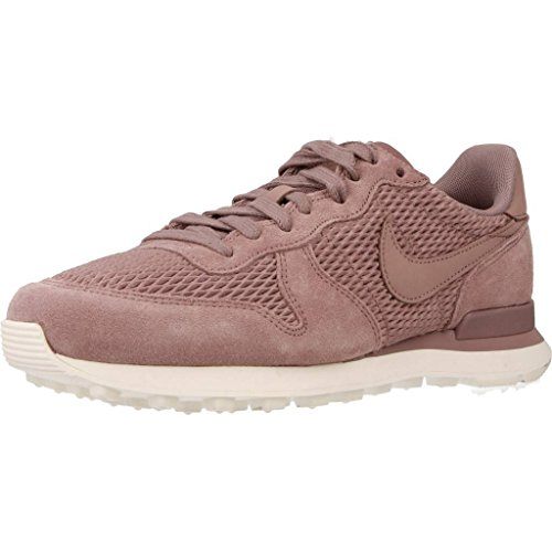 Nike Womens W Internationalist Prm Sneakers Violet (gris Taupe / Voile / Gris Taupe)