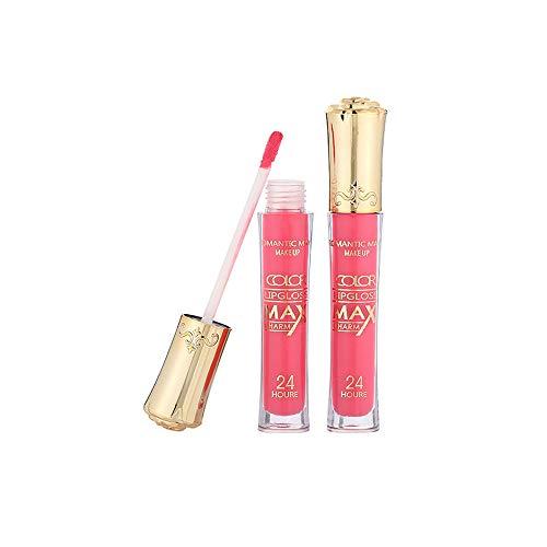 Lipgloss,Rabatt,PorLous 2019 Beliebt Wasserdichtes Langlebiges Lippenstiftmädchen Lippenperlenver Fassungslipgloss Feuchtigkeitsspendend 7