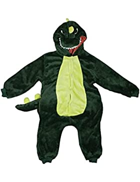 UDreamTime Los niños Homewear Sleepsuit Animal pijamas de Halloween cosplay