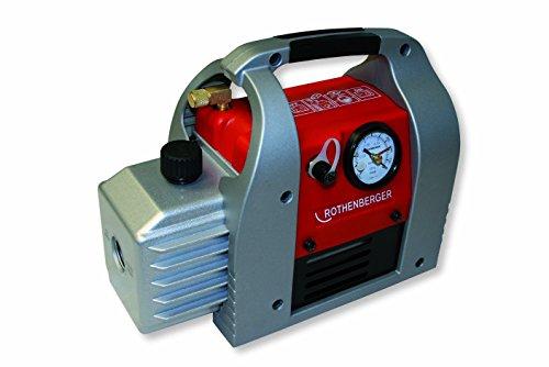 Cfm Pumpe (Rothenberger Vakuumpumpe Roairvac 170061 CFM 1,5 Kältemittel Vacuum-Pumpe)