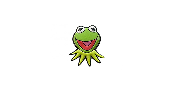 Jibbitz Kermit The Frog Muppet: Amazon