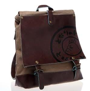 STUDIO GHIBLI Fashion My Neighbor Totoro Canvas backpack School bag