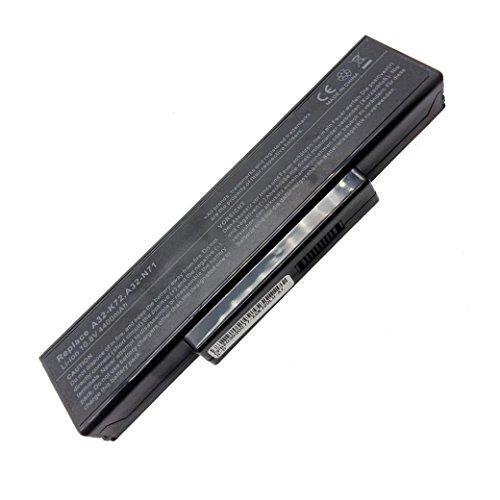 Ersetzen Laptop akku A32-K72/A32-N71 für ASUS A72/A73/K72/K73/N71/N73/Pro7A/Pro7B/Pro7C/Pro78/X7A/X7B/X7C X72D/X73/X77(10.8V 4400mAh) -