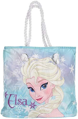 Disney Die Eiskönigin Tragetasche ELSA Blau