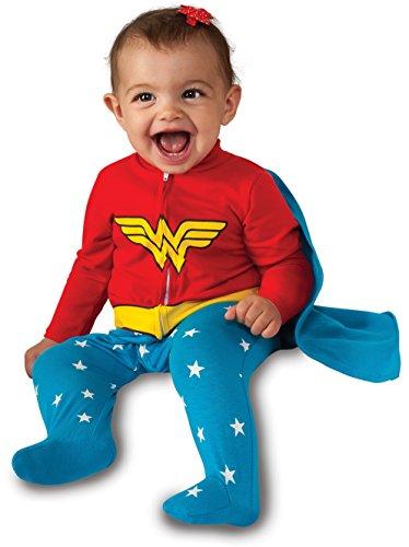 Wonder Woman Kostüm DC Comics-Baby