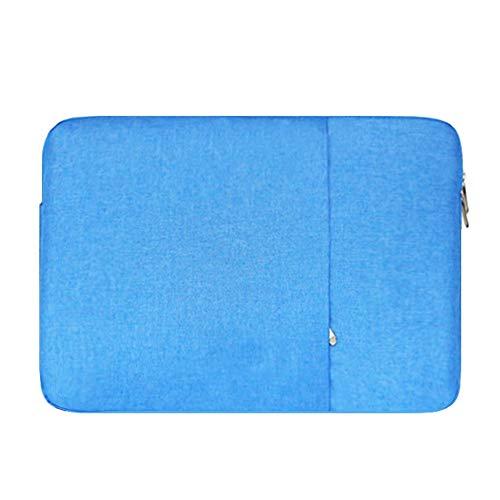 15 Zoll Laptophülle Tasche für Lenovo ideapad 320 720/Dell Inspiron 15/HP 15 Pavilion 15 Spectre x360 15 Envy 15/Acer Aspire E5 F5 ES1 V3,Blau