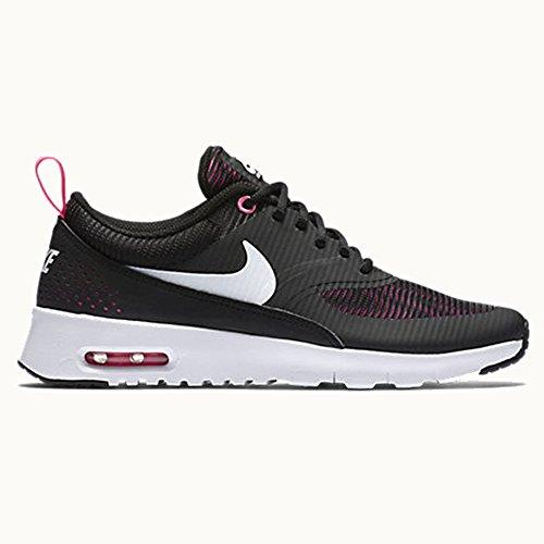 Nike Air Max Thea Se (GS), Chaussures de Sport Fille, (Hyper Rose/Blanc-Noir), 38 EU
