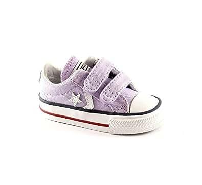 CONVERSE 724689 chaussures de lavande toutes les larmes de bébé étoiles 19