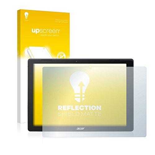 upscreen Matt Schutzfolie kompatibel mit Acer Switch 5 - Entspiegelt, Anti-Reflex, Anti-Fingerprint
