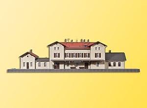 Kibri - Estación ferroviaria de modelismo ferroviario N Escala 1:160 (37710)