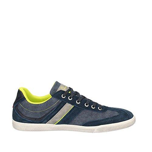 PIERRE CARDIN PC215 U Sneakers Homme Bleu Marine