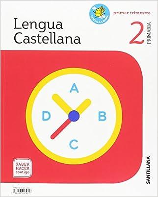 #10: LENGUA 2 PRIMARIA MOCHILA LIGERA SABER HACER CONTIGO