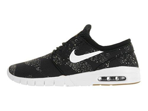Sapatos De Preto Janoski Mulheres Patinador Nike Branco Max Stefan Oliva Prm preto Neutro wntfxCqZP