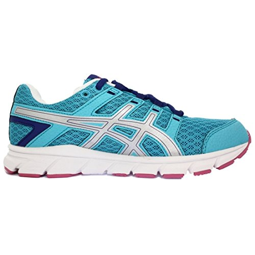 ASICS GEL XALION GS AQUA BLUE Chaussures Running Junior Bleu