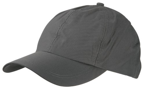 Myrtle Beach Uni Cap 6 Panel Outdoor Sports, antracite, One size, MB6116 an