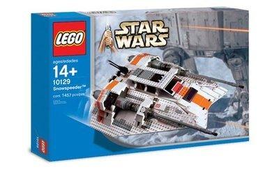 LEGO 10129 Star Wars - Aerodeslizador T-47
