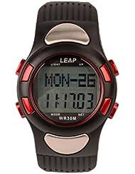 Ckeyin® Reloj deportivo - Monitor de ritmo cardíaco (Reloj para fitness con pulsómetro premium)