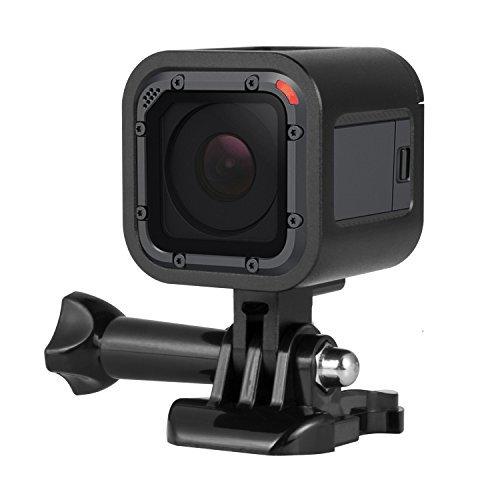Rhodesy Case Frame en alliage d'aluminium de protection du logement pour GoPro Hero 5 Session Hero 4 Session Caméra