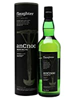 anCnoc Flaughter Peaty Collection Single Malt Scotch Whisky 70cl Bottle x 3 Pack by anCnoc