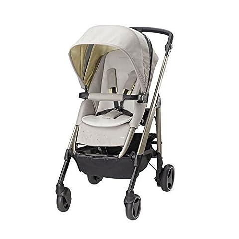 poussette naissance ultra confortable Bébé Confort Loola 3 Digital Rain
