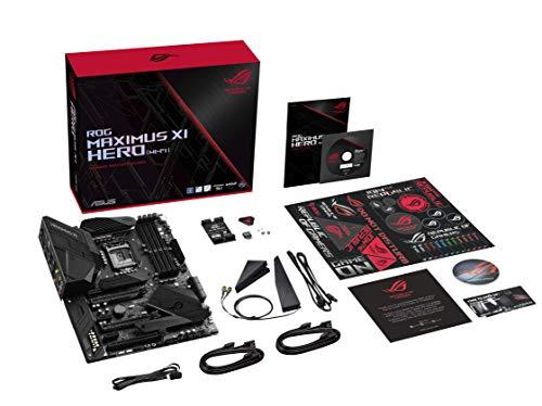 Asus ROG MAXIMUS XI HERO (WI-FI) ATX LGA1151 Motherboard