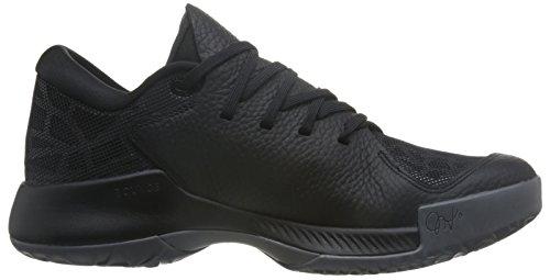 adidas Unisex-Erwachsene Harden B/E Basketball Turnschuhe schwarz (Negbas / Gricin / Ftwbla)