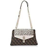 جيس حقيبة الكتف للنساء ، بني - SG767120
