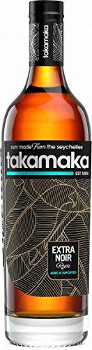 Takamaka Extra Noir Rum 0,7 l von den Seychellen