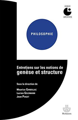 entretiens-sur-les-notions-de-genese-et-structure-colloque-de-cerisy-1959