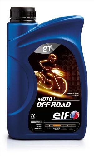 Elf moto 2T off Road sintetico base moto olio motore tot-1830861L