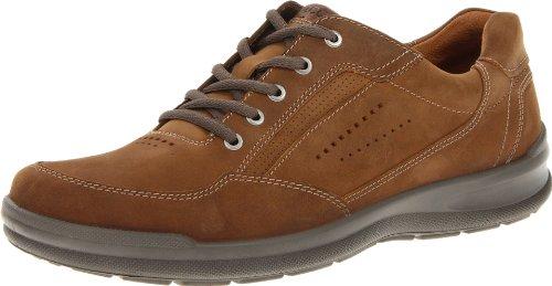 ECCO Remote Tie, Chaussures basses homme Marron (sépia/noyer)