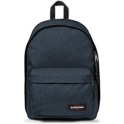Eastpak out of Office Mochila Infantil, 44 cm, 27 Liters, Azul (Triple Denim )