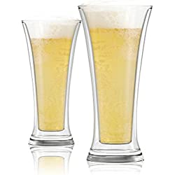 Vaso de cerveza térmico - Set de 2 unidades - 320ml
