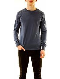 Denham Homme Carver Knit Pullover Pull