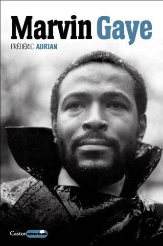Marvin Gaye par Frederic Adrian