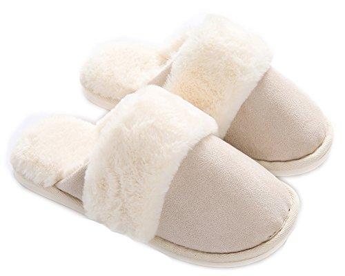 Pantofole interne casa morbida in casa casa autunno inverno memoria schiuma pavimento in legno coppia cotone caldo