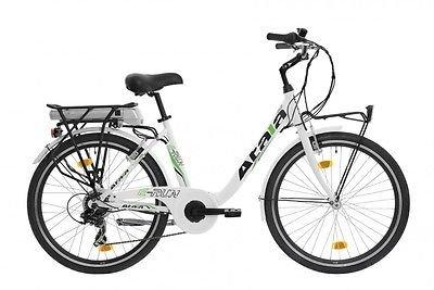 Atala e-run lady LITIO DONNA 36v bici bicicletta elettrica a pedalata assistita