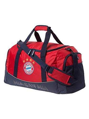 FC Bayern München Sporttasche MIA SAN MIA rot