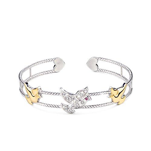 mode925 Ouvrir le lien bracelet d'argent/Mesdames bracelet/ bracelet copines sauvages créative d'or