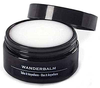 Wanderbalm, Coconut Oil, Bamboo Facial Mousse, Coconut & Green Tea Polish, Coconut & Lychee Buff from Natural Spa Factory