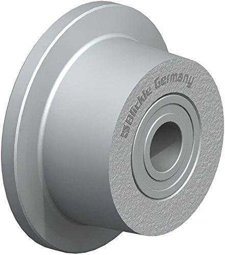 BLICKLE GUSS SPURKRANZ RAD SPK 250K. MIT KUGELLAGER. DURCHMESSER 250 mm