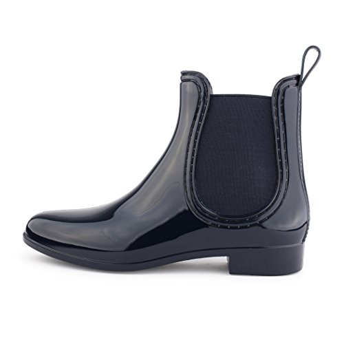 best-boots , chaussures compensées femme Bleu