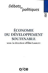 Revue de l'OFCE, N° 120 : Economie du développement soutenable