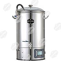 'Le Brew Monk, brassage, filtrer et faire cuire dans un seul et même la Sainte Trinité: Chaudron. Le Brew Monk est un tout-en-un automatique brausy Stem en acier inoxydable, avec lequel vous pouvez facilement à 30litres de bière. Grâce à l'unité de...